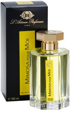 L'Artisan Parfumeur Mimosa Pour Moi Eau de Toilette für Damen 1