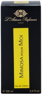 L'Artisan Parfumeur Mimosa Pour Moi Eau de Toilette für Damen 4