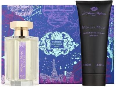 L'Artisan Parfumeur Mure et Musc Extreme подаръчен комплект