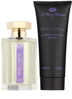 L'Artisan Parfumeur Mure et Musc Extreme Geschenksets 1
