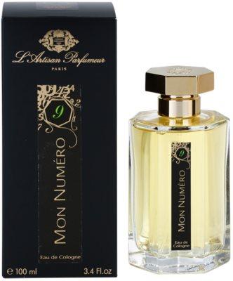 L'Artisan Parfumeur Mon Numero 9 Eau de Cologne unissexo