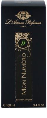 L'Artisan Parfumeur Mon Numero 9 Eau de Cologne unisex 4