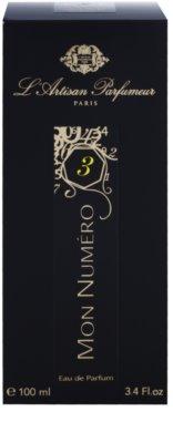 L'Artisan Parfumeur Mon Numero 3 parfémovaná voda unisex 4