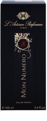 L'Artisan Parfumeur Mon Numero 8 Eau de Parfum unisex 4