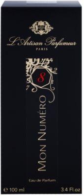 L'Artisan Parfumeur Mon Numero 8 parfémovaná voda unisex 4
