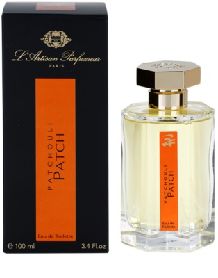 L'Artisan Parfumeur Patchouli Patch Eau de Toilette pentru femei