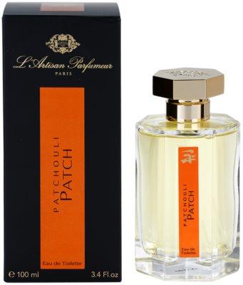 L'Artisan Parfumeur Patchouli Patch toaletní voda pro ženy