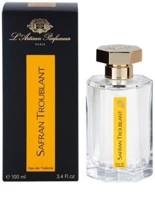 L'Artisan Parfumeur Safran Troublant eau de toilette unisex