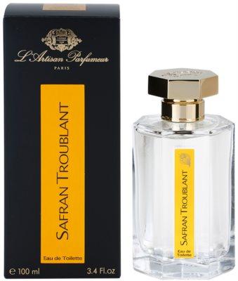 L'Artisan Parfumeur Safran Troublant woda toaletowa unisex