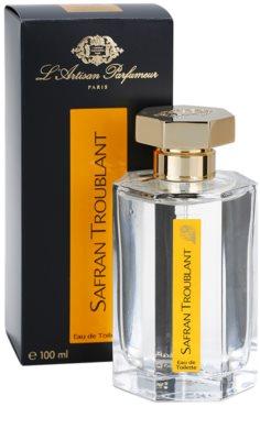 L'Artisan Parfumeur Safran Troublant eau de toilette unisex 1