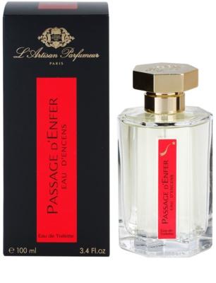 L'Artisan Parfumeur Passage d'Enfer eau d'encens toaletna voda uniseks