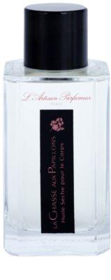 L'Artisan Parfumeur La Chasse aux Papillons tělový olej pro ženy  tester