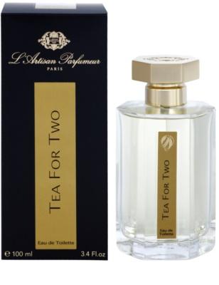 L'Artisan Parfumeur Tea for Two toaletní voda unisex
