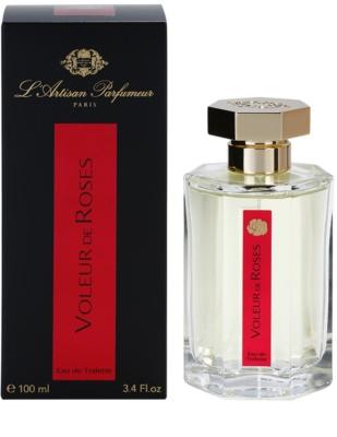 L'Artisan Parfumeur Voleur de Roses Eau de Toilette unissexo