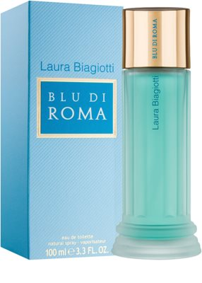 Laura Biagiotti Blu Di Roma Eau de Toilette para mulheres 1
