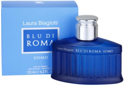 Laura Biagiotti Blu Di Roma UOMO toaletná voda pre mužov 1