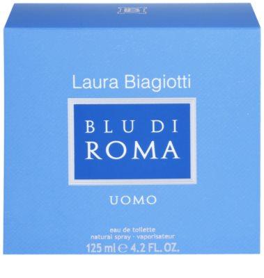 Laura Biagiotti Blu Di Roma UOMO toaletná voda pre mužov 4