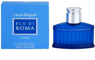 Laura Biagiotti Blu Di Roma UOMO losjon za po britju za moške