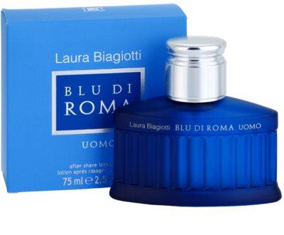 Laura Biagiotti Blu Di Roma UOMO woda po goleniu dla mężczyzn 1