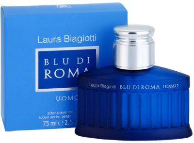 Laura Biagiotti Blu Di Roma UOMO after shave pentru barbati 1