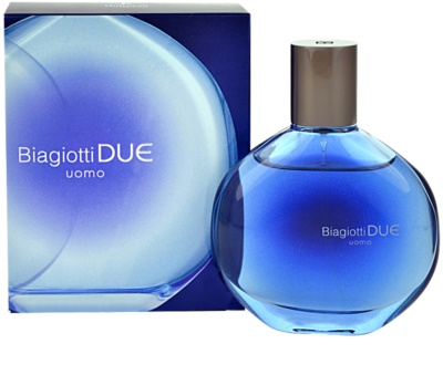 Laura Biagiotti Due Uomo after shave para homens  com pulverizador
