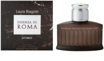 Laura Biagiotti Essenza di Roma Uomo Eau de Toilette pentru barbati