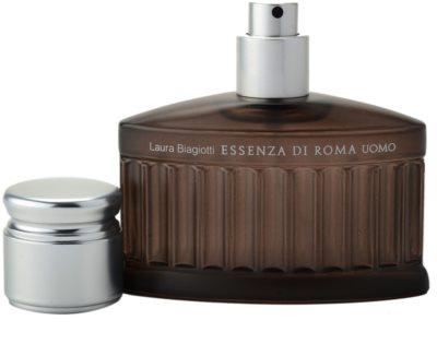 Laura Biagiotti Essenza di Roma Uomo Eau de Toilette für Herren 3