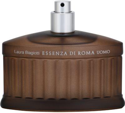 Laura Biagiotti Essenza di Roma Uomo eau de toilette teszter férfiaknak