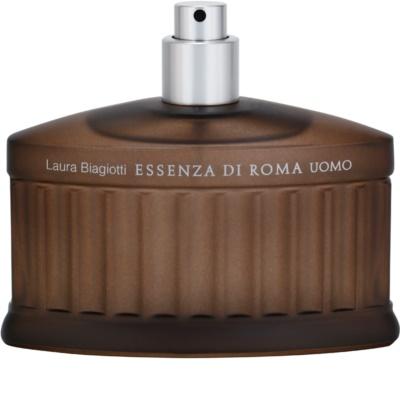 Laura Biagiotti Essenza di Roma Uomo toaletní voda tester pro muže