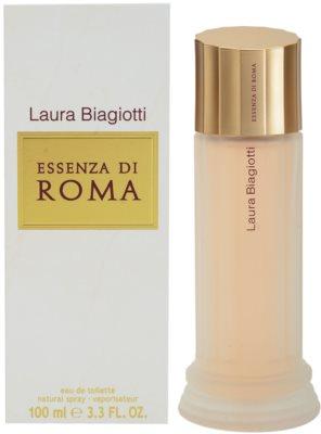 Laura Biagiotti Essenza di Roma Eau de Toilette para mulheres