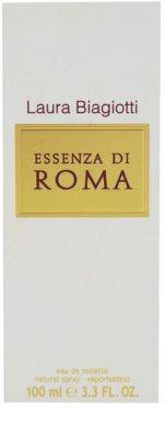 Laura Biagiotti Essenza di Roma eau de toilette para mujer 4