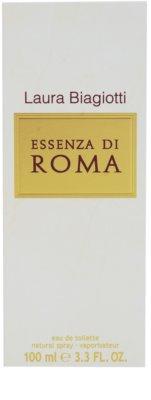 Laura Biagiotti Essenza di Roma Eau de Toilette para mulheres 4