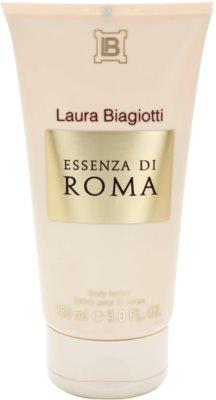 Laura Biagiotti Essenza di Roma leite corporal para mulheres