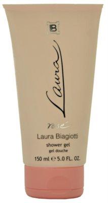 Laura Biagiotti Laura Rosé gel de duche para mulheres