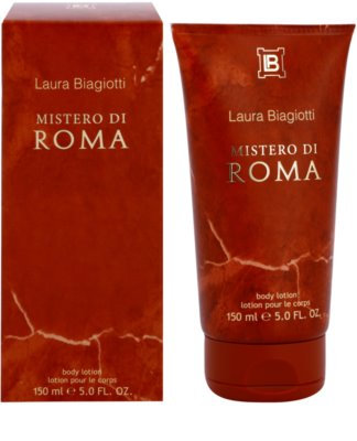 Laura Biagiotti Mistero di Roma Donna Körperlotion für Damen