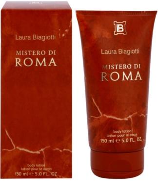 Laura Biagiotti Mistero di Roma Donna тоалетно мляко за тяло за жени