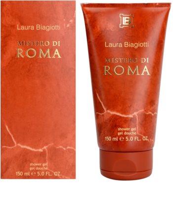 Laura Biagiotti Mistero di Roma Donna Duschgel für Damen