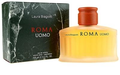 Laura Biagiotti Roma Uomo toaletna voda za moške 1