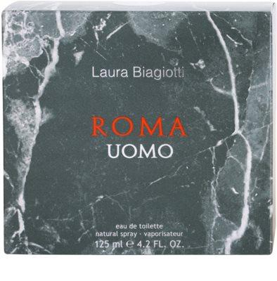 Laura Biagiotti Roma Uomo toaletná voda tester pre mužov 4