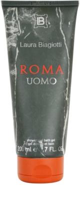 Laura Biagiotti Roma Uomo gel za prhanje za moške