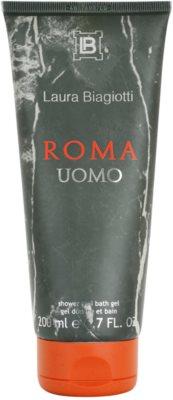 Laura Biagiotti Roma Uomo гель для душу для чоловіків