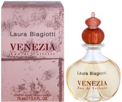 Laura Biagiotti Venezia Eau de Toilette para mulheres