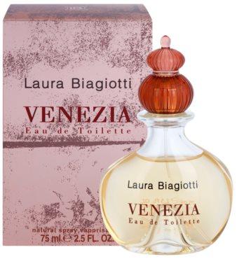 Laura Biagiotti Venezia Eau de Toilette para mulheres 2