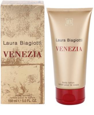 Laura Biagiotti Venezia leite corporal para mulheres