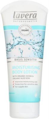 Lavera Basis Sensitiv tělové mléko pro citlivou pokožku