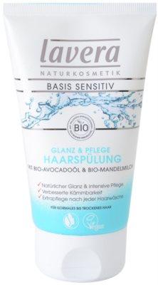 Lavera Basis Sensitiv Conditioner Für normales bis trockenes Haar