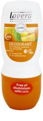 Lavera Body Spa Orange Feeling дезодорант кульковий
