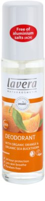 Lavera Body Spa Orange Feeling deodorant spray