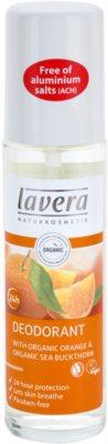Lavera Body Spa Orange Feeling дезодорант в спрей