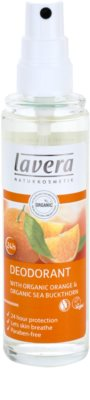 Lavera Body Spa Orange Feeling Deodorant Spray 1